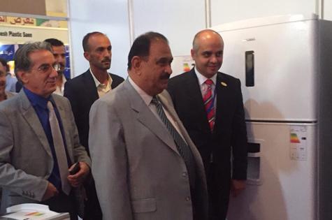نمایشگاه کالا و خدمات ایرانی-عراق